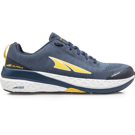 Altra Paradigm 4.5 Running Shoes Men blue/yellow